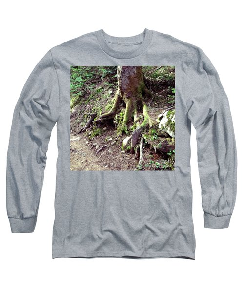The Root Of The Matter Long Sleeve T-Shirt