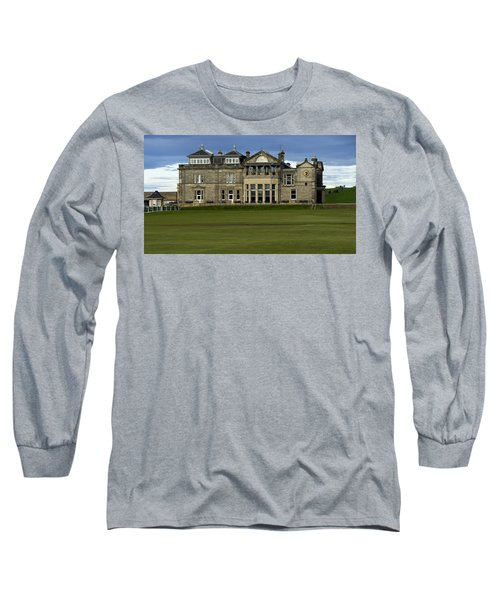 The Royal And Ancient St. Andrews Scotland Long Sleeve T-Shirt