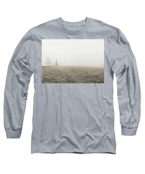 The Running Man Long Sleeve T-Shirt