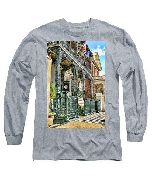 The Rutledge House Long Sleeve T-Shirt