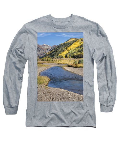 The San Miguel In Autumn Long Sleeve T-Shirt