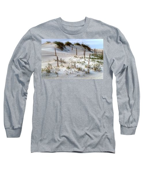 The Sands Of Obx Hdr II Long Sleeve T-Shirt
