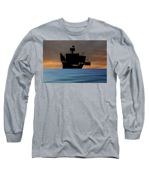 The Santa Maria 1460 V3 Long Sleeve T-Shirt