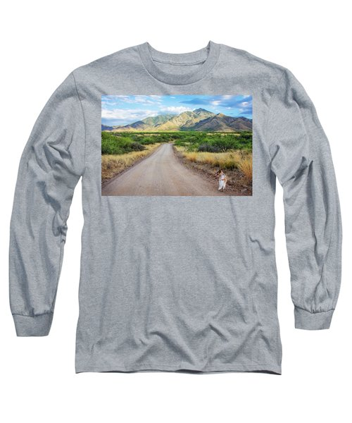 The Santa Ritas Long Sleeve T-Shirt