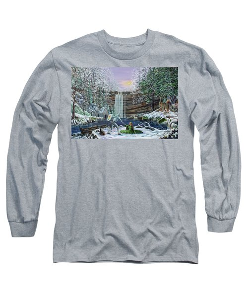 The Saving Of Guinevere Long Sleeve T-Shirt
