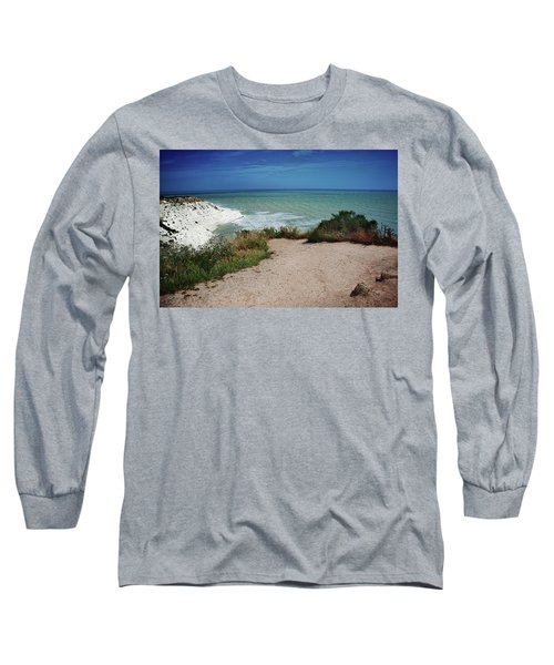 The Scala Dei Turchi Long Sleeve T-Shirt
