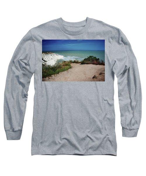 The Scala Dei Turchi Long Sleeve T-Shirt