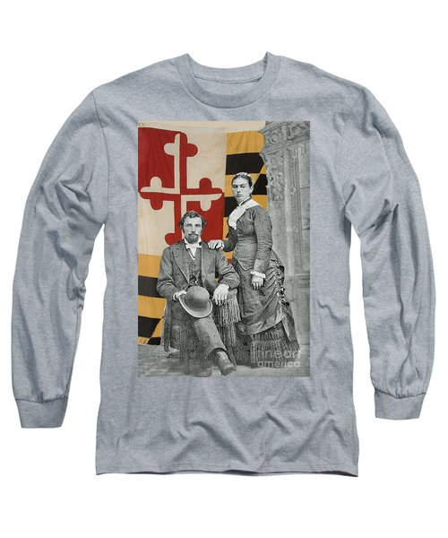 The Schneiders Of Baltimore Long Sleeve T-Shirt