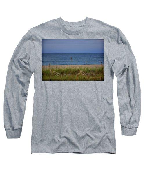 The Sea Shore Line Long Sleeve T-Shirt