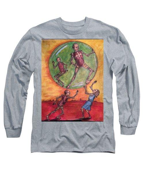 The Secret People Long Sleeve T-Shirt