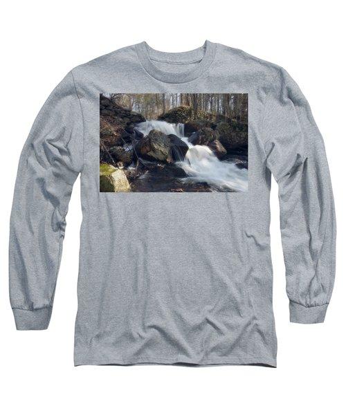 The Secret Waterfall 1 Long Sleeve T-Shirt