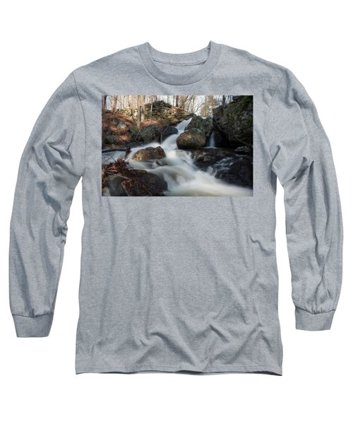 The Secret Waterfall 2 Long Sleeve T-Shirt