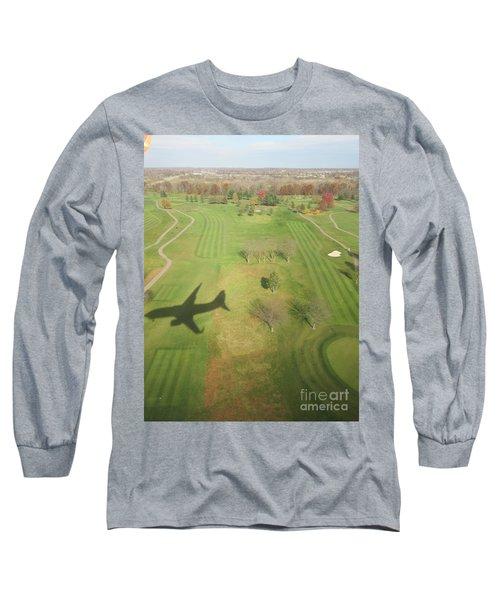 The Shadow Plane Long Sleeve T-Shirt
