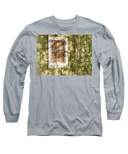 The Shed Window Long Sleeve T-Shirt