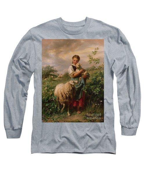 The Shepherdess Long Sleeve T-Shirt