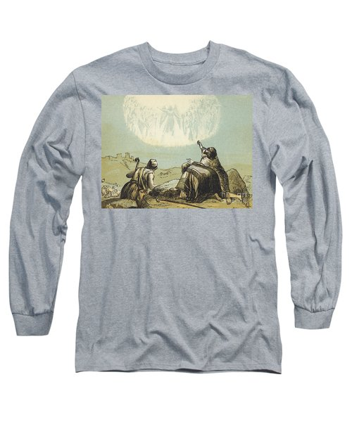 The Shepherds In The Field Long Sleeve T-Shirt