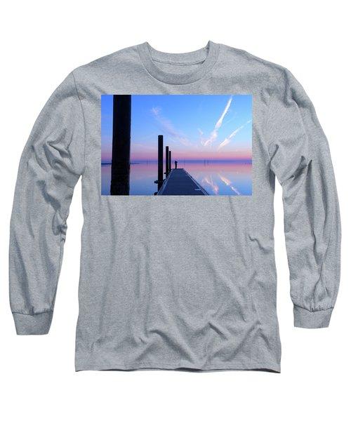 The Silent Man Long Sleeve T-Shirt