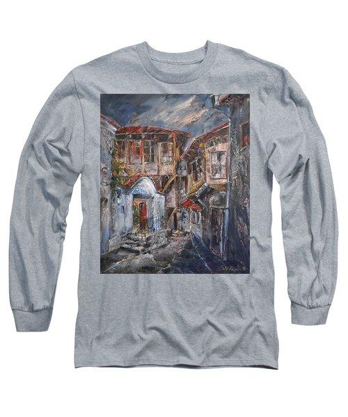 The Silent Street Iv Long Sleeve T-Shirt