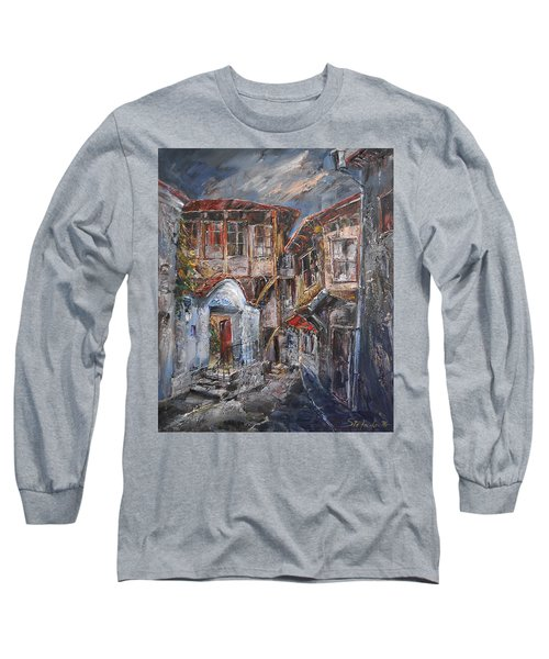 The Silent Street Iv Long Sleeve T-Shirt