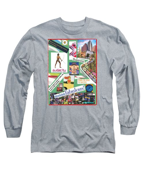 The Silly Side Of Life Long Sleeve T-Shirt