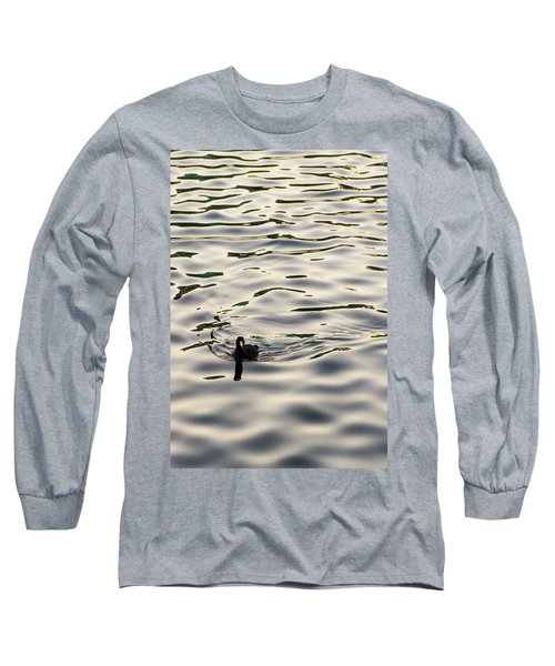 The Simple Life Long Sleeve T-Shirt by Alex Lapidus