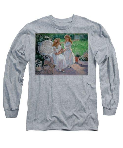 The Sister's Garden Long Sleeve T-Shirt