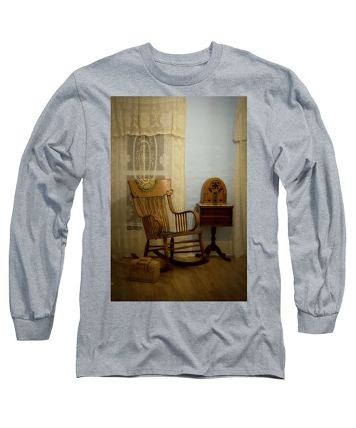 The Sitting Place Long Sleeve T-Shirt