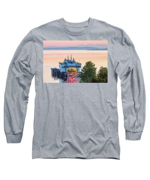 The Six O'clock Ferry Long Sleeve T-Shirt