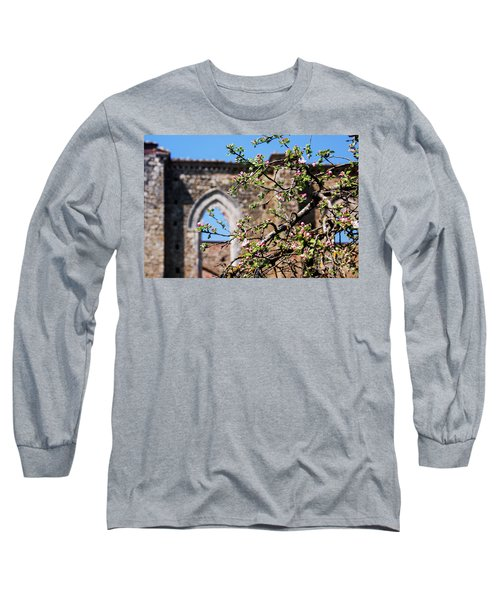 The Sky As A Roof Long Sleeve T-Shirt