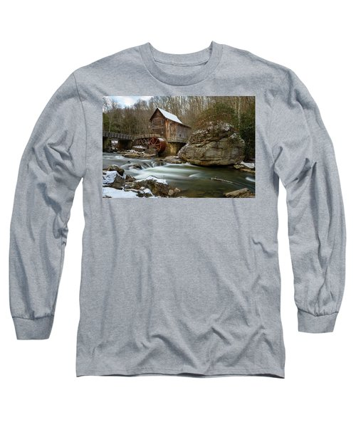 The Splendor Of West Virginia Long Sleeve T-Shirt