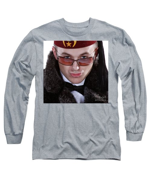 The Smarmy Russian Long Sleeve T-Shirt