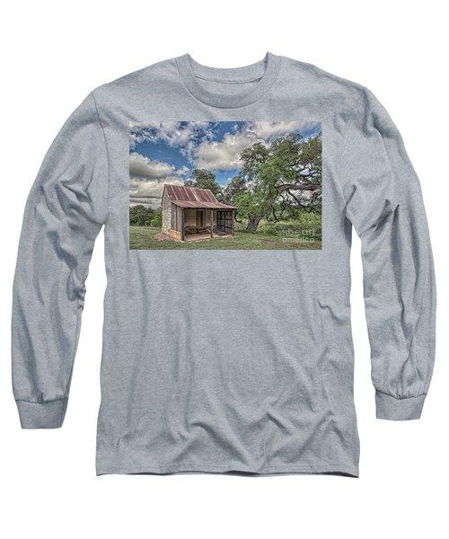 The Smoke House Long Sleeve T-Shirt