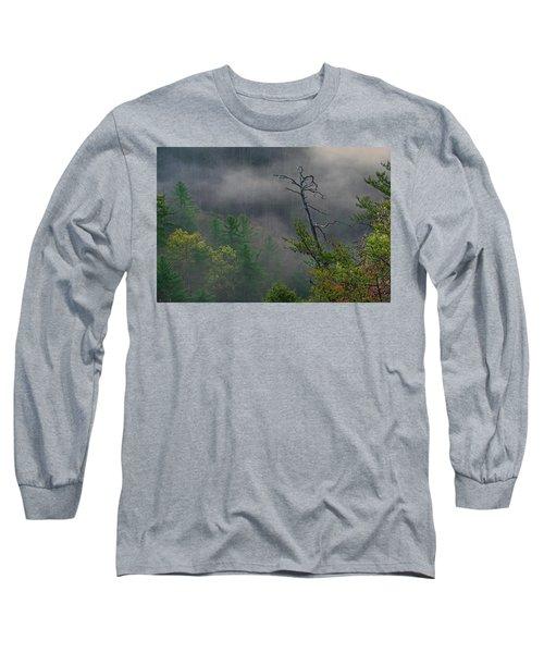The Snag Long Sleeve T-Shirt by Ulrich Burkhalter
