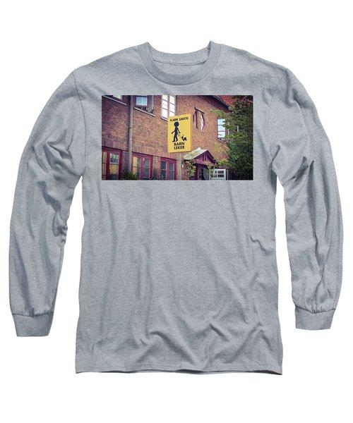 The Snail Kid Long Sleeve T-Shirt