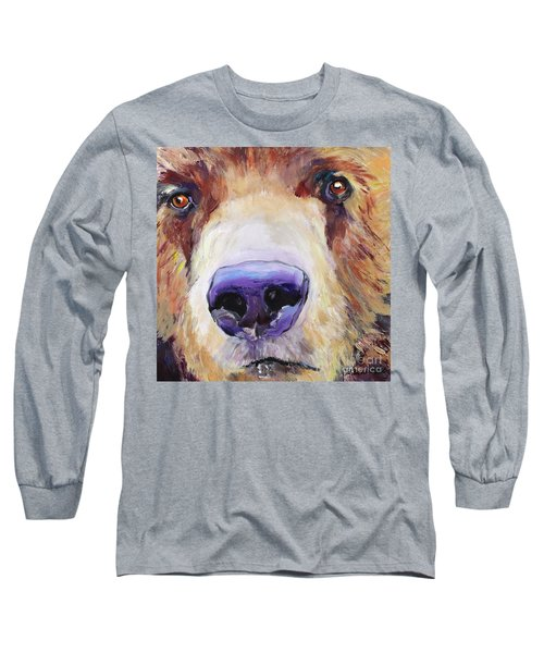 The Sniffer Long Sleeve T-Shirt