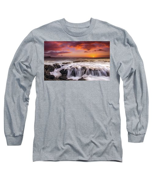 The Sound Of The Sea Long Sleeve T-Shirt