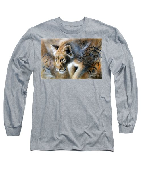 The Source Long Sleeve T-Shirt by Sandi Baker