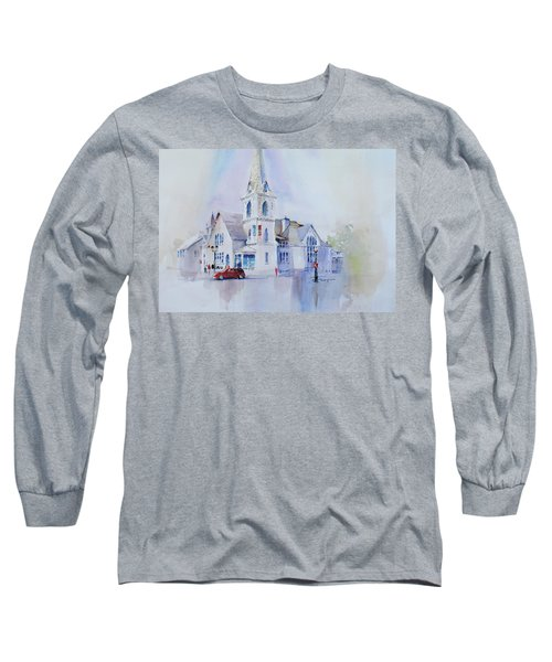 The Spire Center Long Sleeve T-Shirt