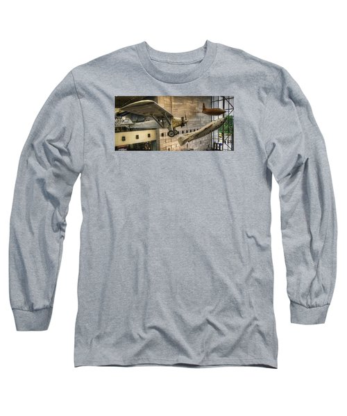 The Spirit Of Flight Long Sleeve T-Shirt