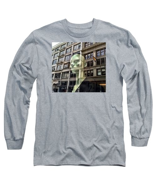 The Spirit Of San Francisco Long Sleeve T-Shirt