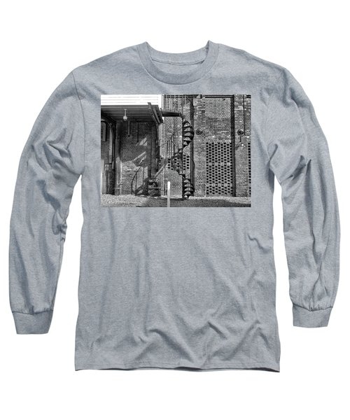 The Staircase Long Sleeve T-Shirt