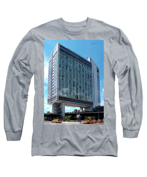 The Standard Hotel Long Sleeve T-Shirt