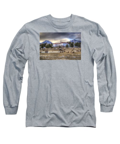 The Stanley With Elk Long Sleeve T-Shirt