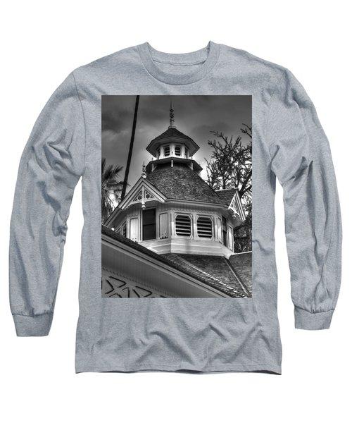 The Steeple Long Sleeve T-Shirt by Richard J Cassato