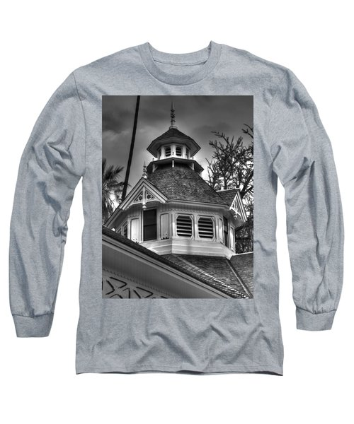 The Steeple Long Sleeve T-Shirt