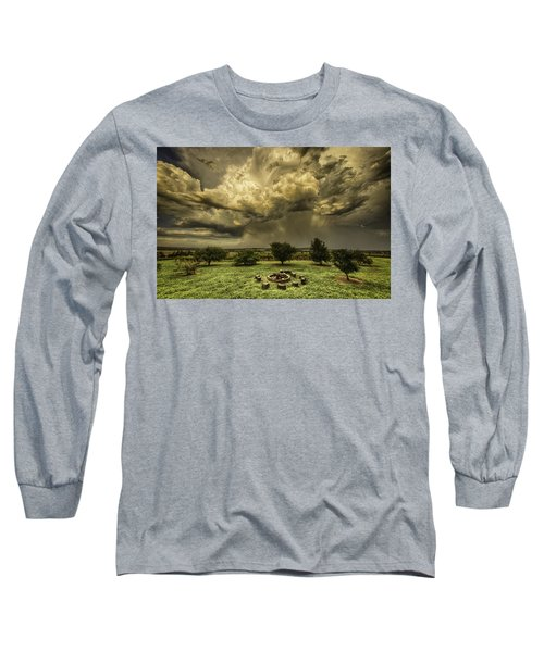 The Storm Long Sleeve T-Shirt
