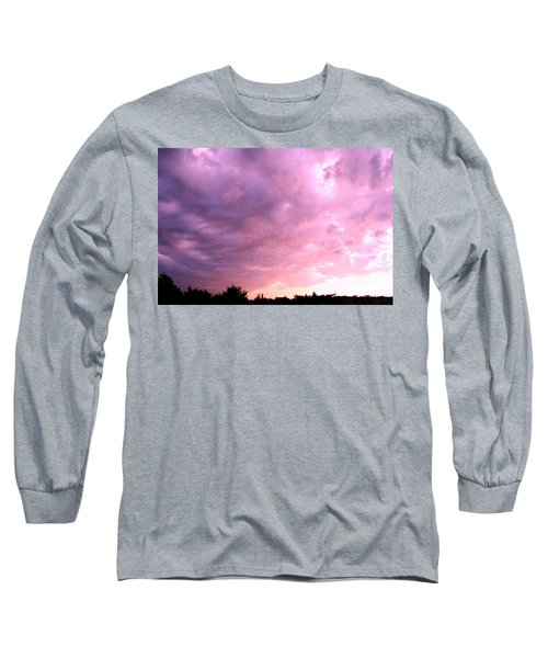 The Storm Is Over Long Sleeve T-Shirt