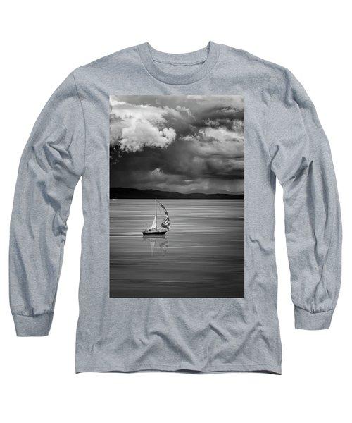 The Strait Of Georgia Long Sleeve T-Shirt