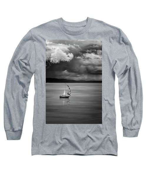 The Strait Of Georgia Long Sleeve T-Shirt