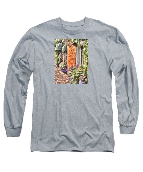 The Streets Of Summer Long Sleeve T-Shirt